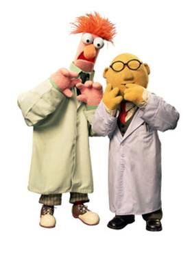 Beaker with doc