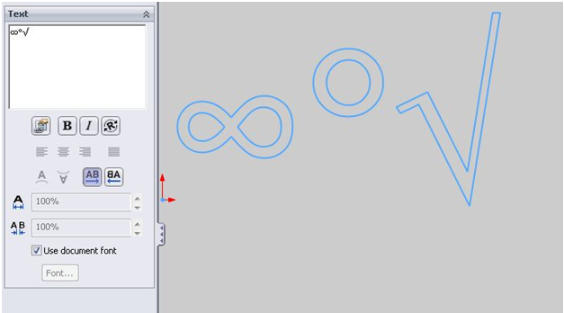 CATI Technotes: How do you insert symbols into a SolidWorks