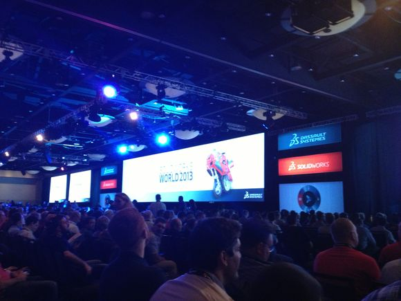 SOLIDWORKS World 2013 Is Here