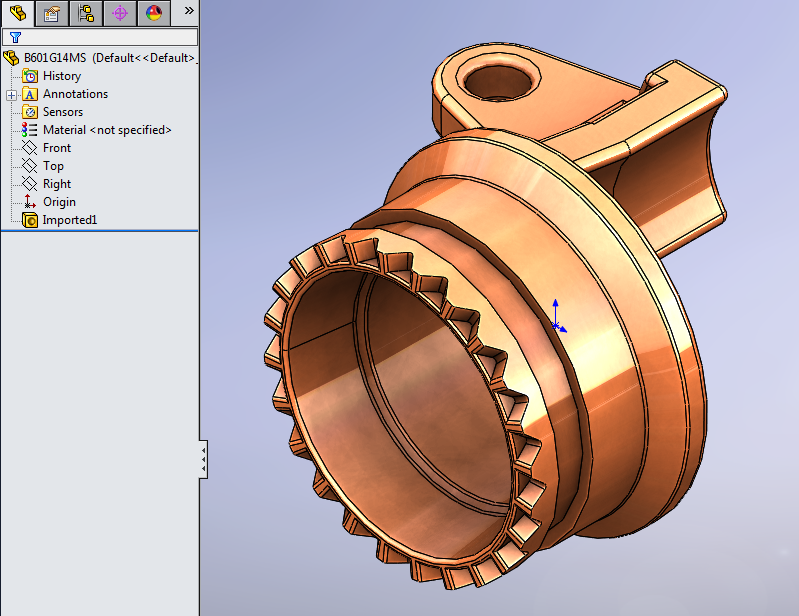CATIA V5 SOLIDWORKS Translator - Computer Aided Technology