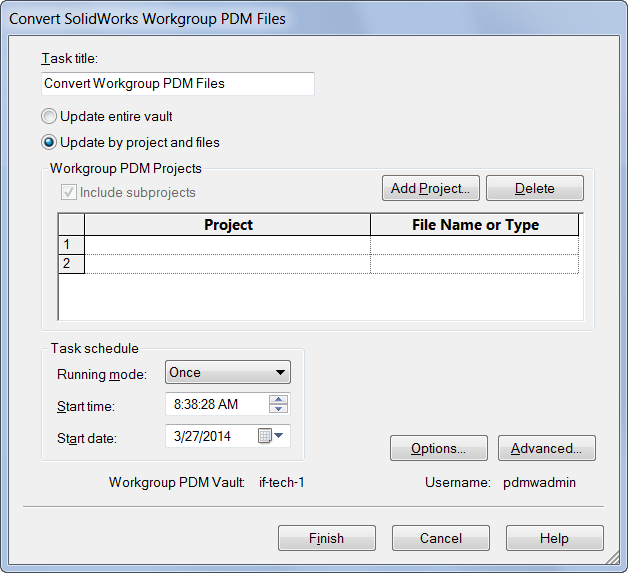 Convert_SolidWorks_Workgroup_PDM_Files