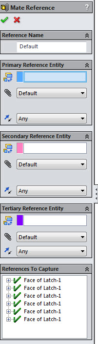 Edit component