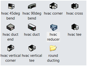 Solidworks 2015 What S New Routing Hvac Ducting Support