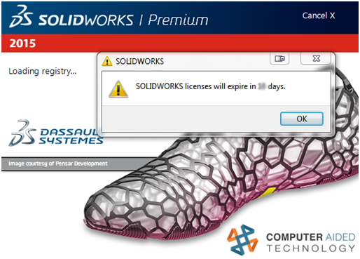 How to Troubleshoot the SOLIDWORKS License Will Expire