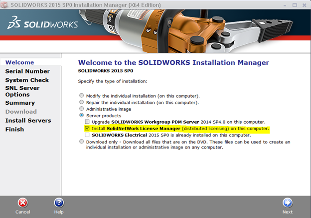 solidworks 2015 installation guide part2 snl installation rh cati com SolidWorks 2013 solidworks 2014 installation guide