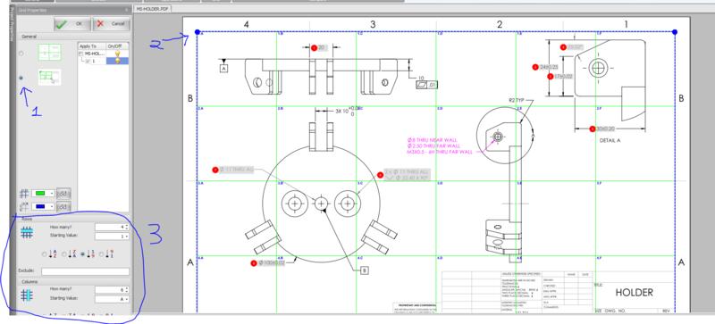 Grid implement